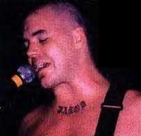 Bradley Nowell Chest Tattoo