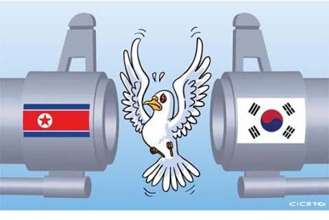 Coreia do Norte promete 'retaliação militar' contra o Sul
