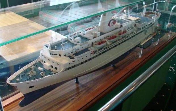 """""""Black Prince"""" ship Model"""