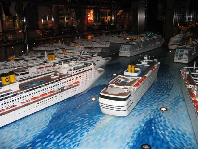 Costa ships models
