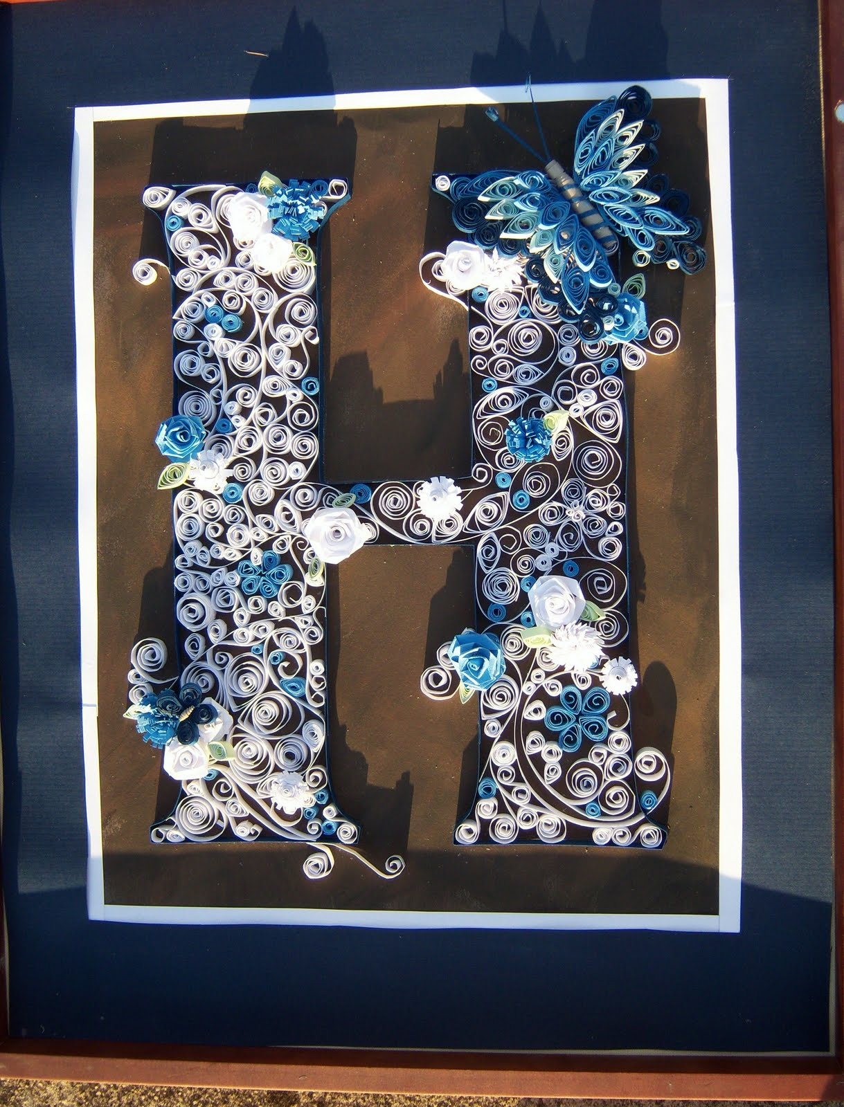 1000 images about paper quilling letters on pinterest for How to make your own quilling paper