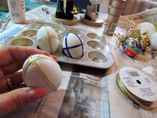 beaded faberge egg tutorial
