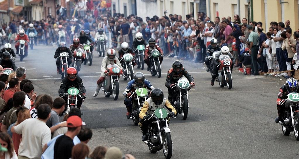 Circuito La Bañeza : La bañeza es motos