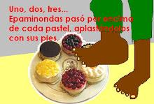 ... y el final de  los pasteles