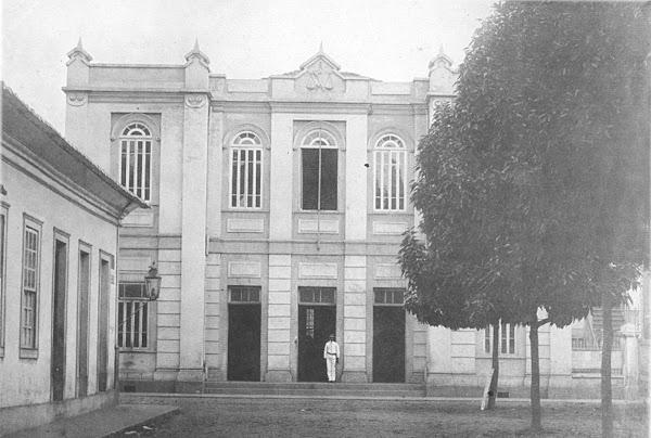 Edifício da Câmara, Cadeia e Fórum
