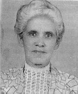 Professora Argina Silvino Ferreira