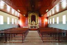 Altar da antiga Igreja Matriz
