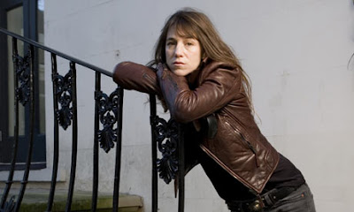 Charlotte Gainsbourg photographed in London. Photograph: Richard Saker