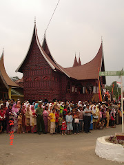 Balai Adat nagari Kotogadang