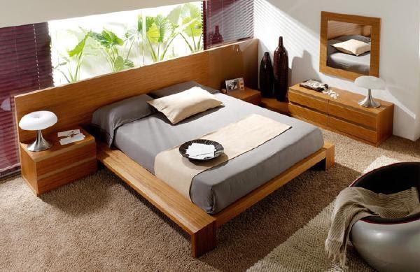 Dormitorios matrimoniales 1 decoractual dise o y for Modelos de dormitorios matrimoniales
