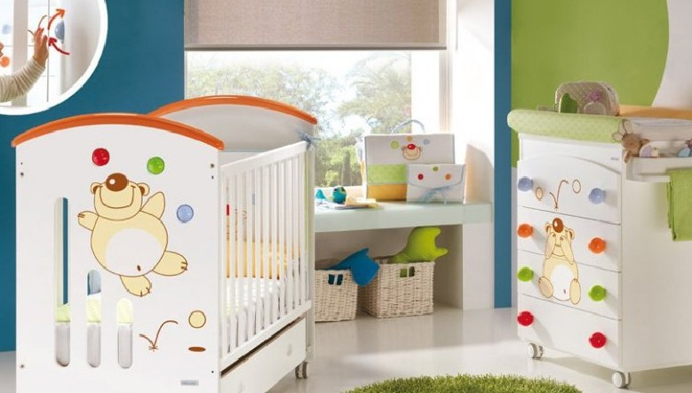 Muebles infantiles decoractual dise o y decoraci n for Muebles bebe valencia