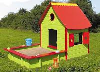 Construccion de un jardin para ni os decoractual - Casas ninos jardin ...