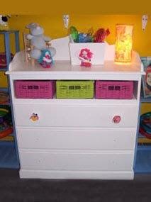 Muebles infantiles c modas para guardado con cajones y for Muebles infantiles diseno