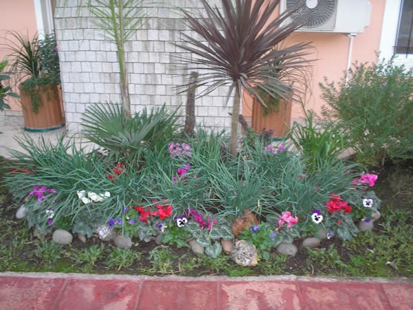 Ideas para dise ar jardines decoraci n exterior - Diseno jardines online ...