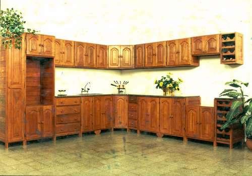 Muebles de Cocina a Medida Fabrica Amoblamientos de  - imagenes de muebles de cocina de algarrobo