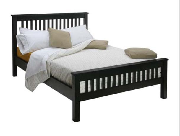 Cama matrimonial medidas camas vivendi muebles tallas for Cama matrimonial con cama individual abajo