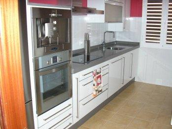 Cocinas peque as modernas y actuales ideas de dise os - Cocinas amuebladas decoracion ...
