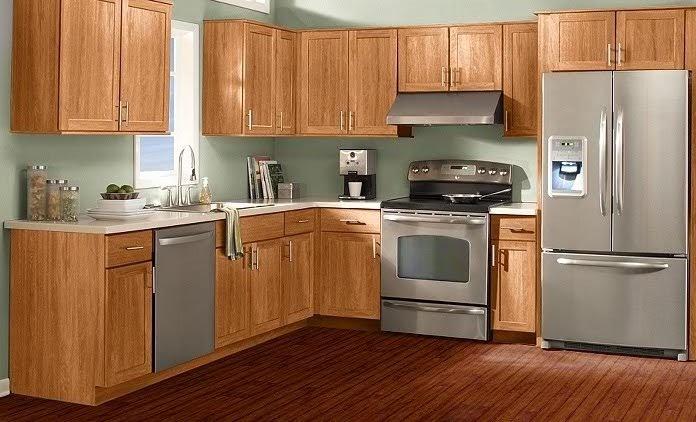 Como renovar una cocina con muy pocos gastos - Renovar muebles de cocina ...