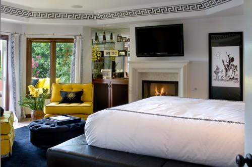Dormitorios matrimoniales estilo mediterr neo fotos for Dormitorio principal m6 deco
