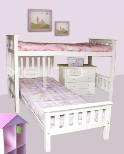 Decoracion de dormitorios deco dormitorios for Dormitorio infantil 2 camas