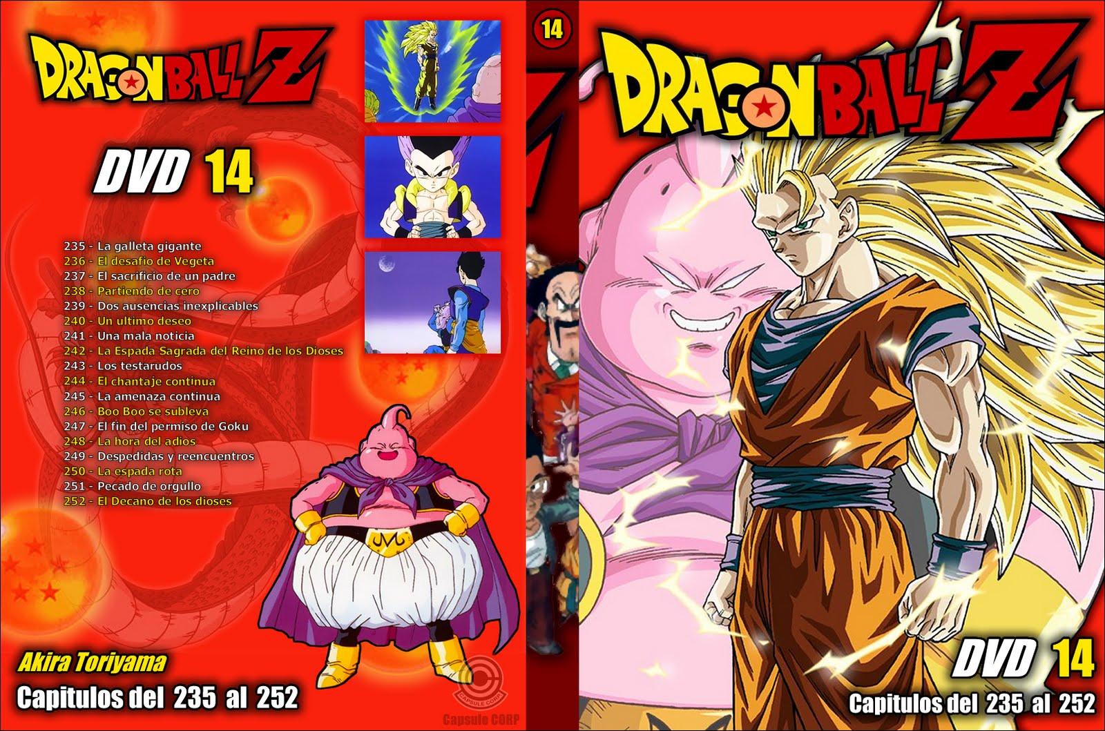 dragon ball z vol 14 Dragon ball z, vol 14 by akira toriyama (2003-12-03): akira toriyama: amazoncommx: libros amazoncommx prueba prime libros ir buscar hola.