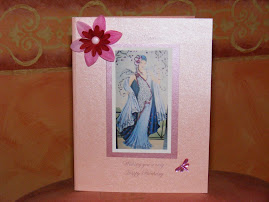 Maureens card