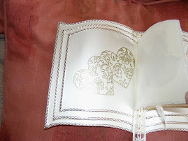 inside Pearl wedding card 1
