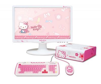 hello kitty dator