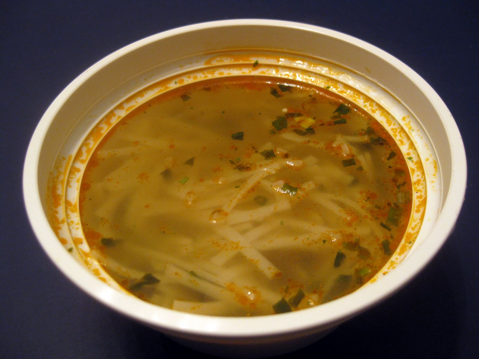 the laziest vegans in the world thai kitchen rice noodle soup bowl