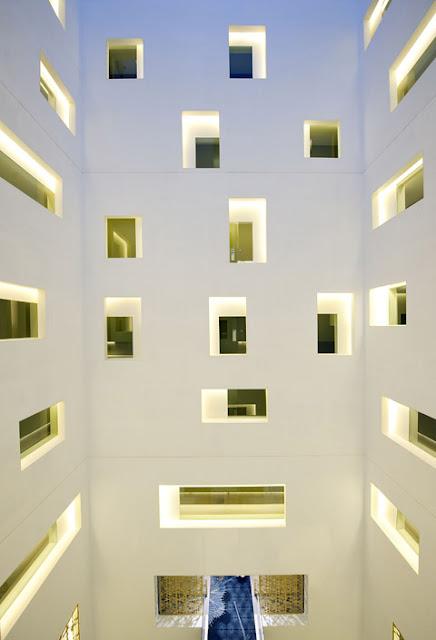 A luxurious designer hotel in Barcelona
