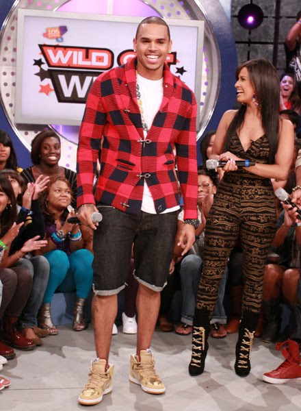 Chris Brown Feet Photos