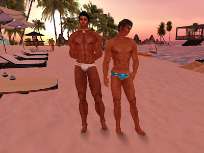 from Benson gay second life