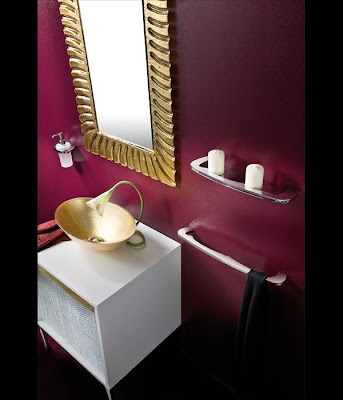 Designer Bathroom Accessories on Housedesign Bathroom Traccia Accessories Banyo Tasar  M Fikirleri Ve