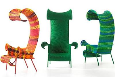 renkli+uzeri+tenteli+sandalyeler Dış mekanlar için bahçe mobilyaları