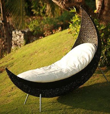 bahce+yatakg%C4%B1 Dış mekanlar için bahçe mobilyaları