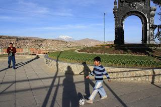 Mirador Killi Killi, La Paz