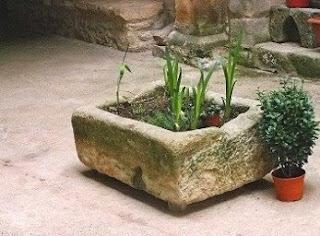 Uma cultivos macetas - Macetas de piedra para jardin ...