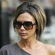 posh in bob haircut image