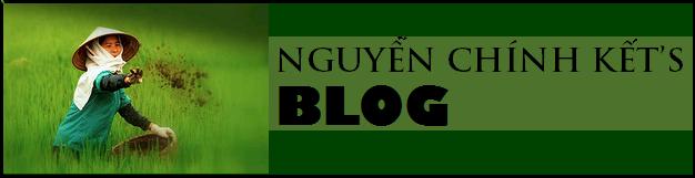 Nguyen Chinh Ket's Blog