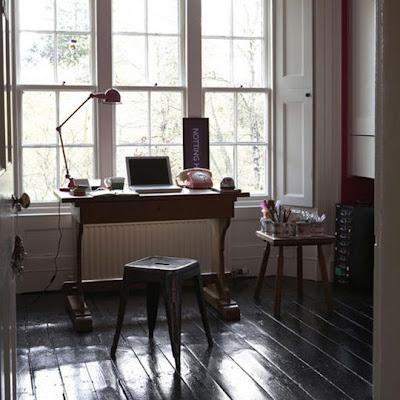 Honey living bright ideas for Hardwood floors too shiny
