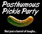 POSTHUMOUS PICKLE PARTY (2012 Vision TV / 2007, Canal D)