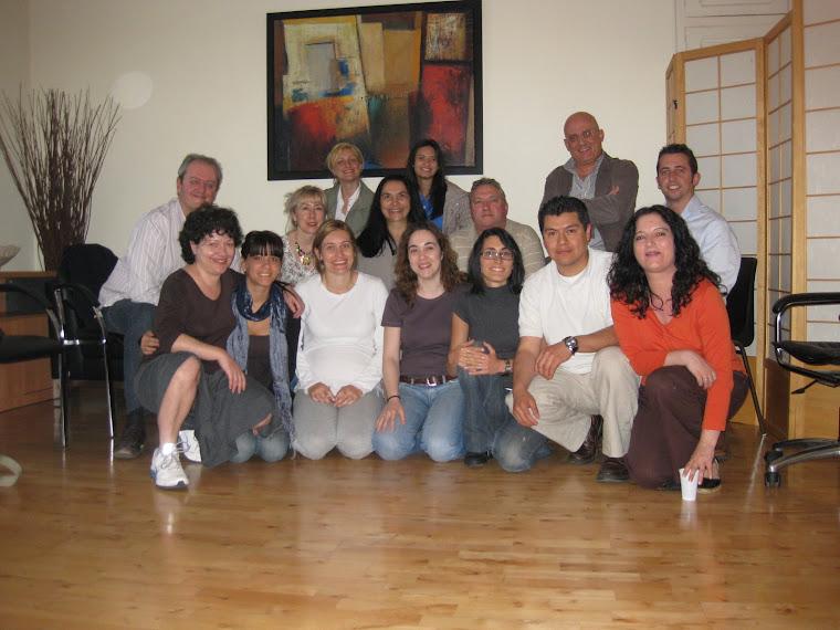 Taller sobre Asertividad dirigido por la Dra. Leonor Lega