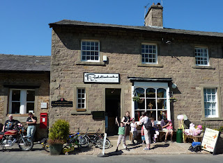 Puddleducks Cafe at Dunsop Bridge