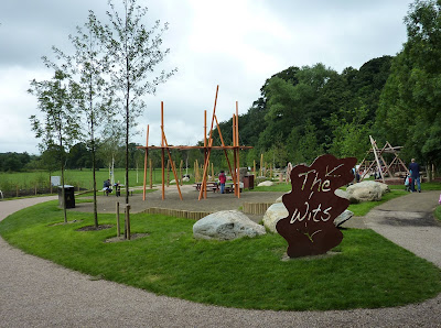 The Wits Playspace, Witton Country Park