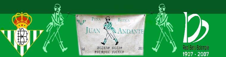 Peña Bética Juan Andante