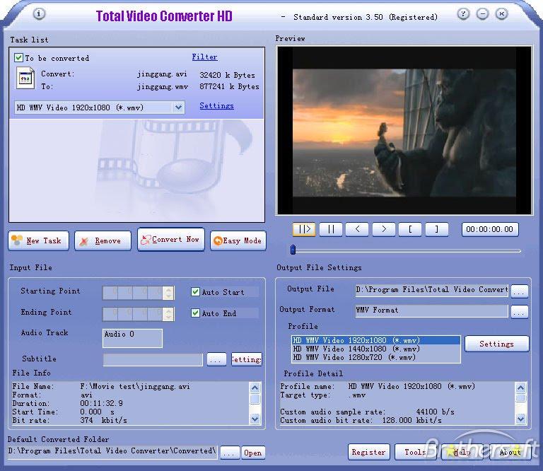 Total video converter hd v3 71 final crack free download
