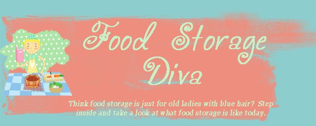 Food Storage Diva