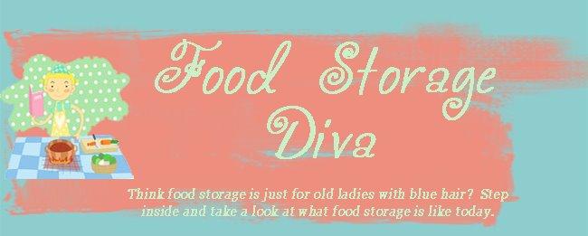 Food Storage Diva