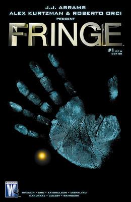 Fringe Comic  1ª Edição Em Portugês