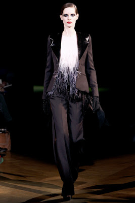 Givenchy Haute Couture Spring 2010@marielscastle.blogspot.com